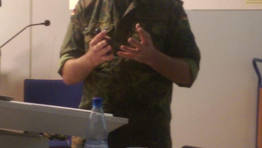 Lehrvorführung in Mannheim