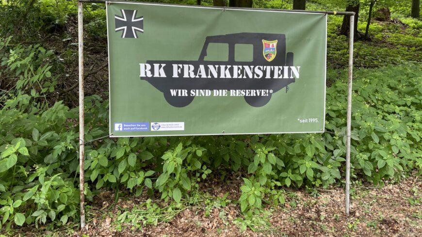 Ausbildungsbiwak der RK Frankenstein 2021